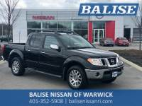 Used 2012 Nissan Frontier SL for sale in Warwick, RI
