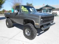 1981 Chevrolet Pickup Mud Truck Boggers 454 big block set up mud runs