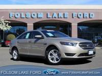 Certified Used 2017 Ford Taurus SEL SEL FWD 6 For Sale in Folsom