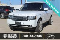 Pre-Owned 2012 Land Rover Range Rover Supercharged 4WD