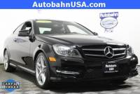 2015 Mercedes-Benz C-Class C 350 Coupe in the Boston Area