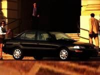1997 Geo Prizm Sedan FWD