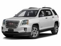 2017 GMC Terrain SLT SUV I-4 cyl