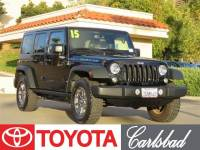 2015 Jeep Wrangler Unlimited Rubicon 4x4 SUV 4x4 in Carlsbad