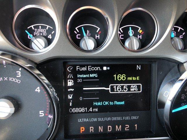 Photo Used 2012 Ford Super Duty F-350 SRW 4WD Crew Cab 172 Lariat Pickup