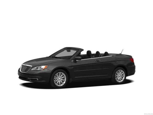 Photo 2012 Chrysler 200 Limited Convertible