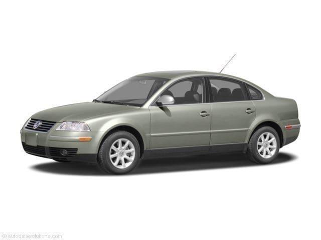 Photo Used 2004 Volkswagen Passat Sedan GLX Sedan For Sale in Colorado Springs, CO