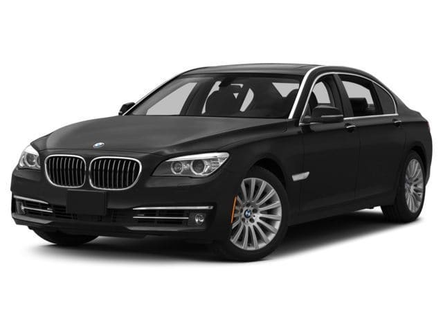 Photo Certified Pre-Owned 2015 BMW 7 Series 740Li Xdrive in Peoria, IL