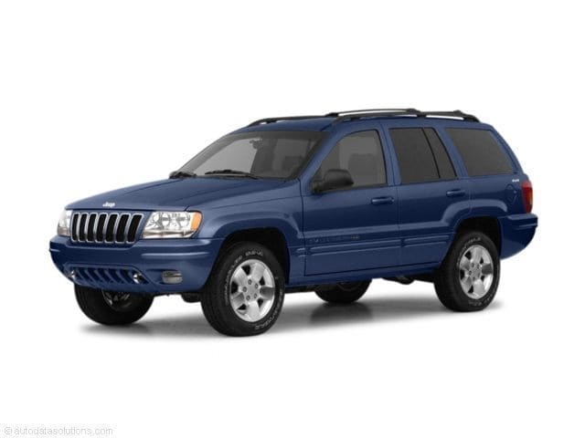 Photo Used 2003 Jeep Grand Cherokee Limited SUV for sale in Midland, MI