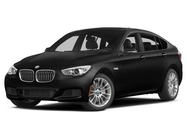 Photo 2015 Certified Used BMW 5 Series Gran Turismo Gran Turismo Black Sapphire For Sale Manchester NH  Nashua  StockMPL2486
