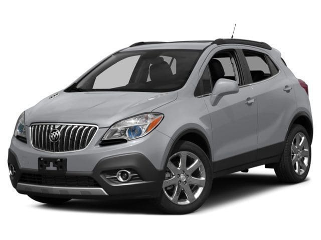 Photo 2015 Certified Used Buick Encore SUV Convenience Quicksilver For Sale Manchester NH  Nashua  StockG18251A