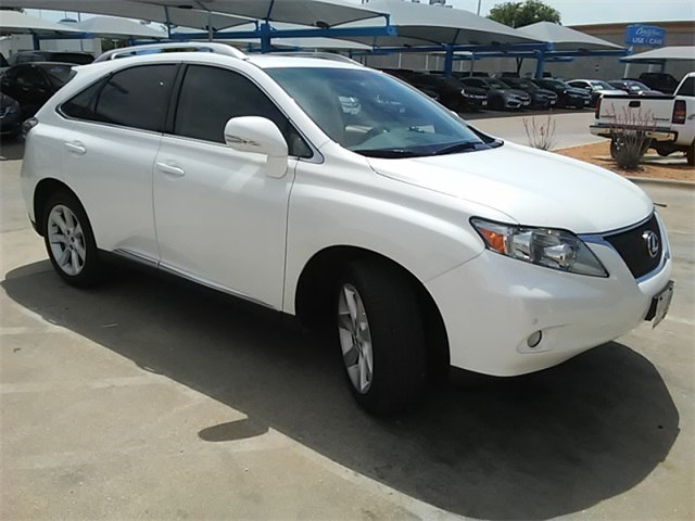Photo 2011 LEXUS RX 350 For Sale Near Fort Worth TX  DFW Used Car Dealer