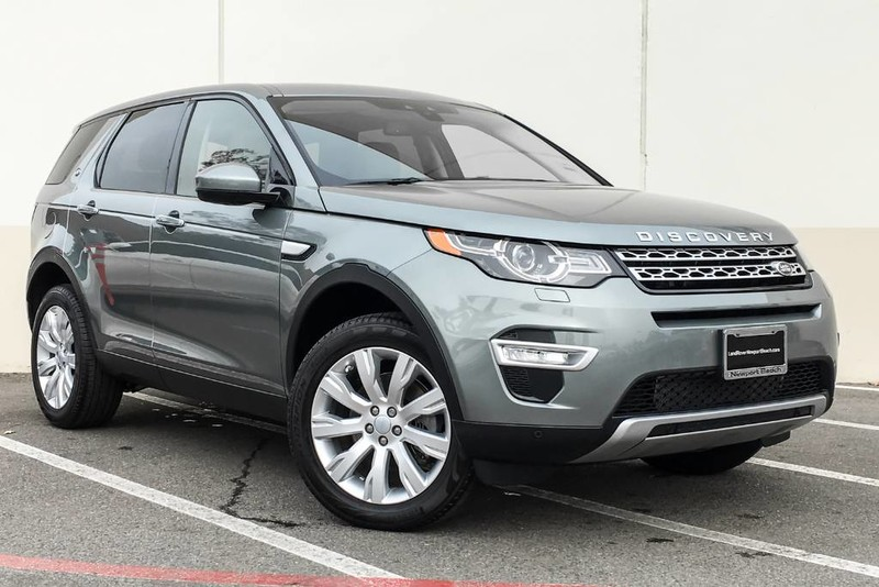 Photo Certified Pre-Owned 2016 Land Rover Discovery Sport HSE LUX Four Wheel Drive 4 Door SUV