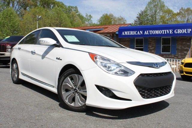 Photo 2013 Hyundai Sonata Hybrid Limited