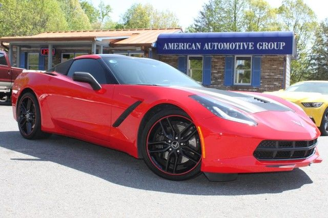 Photo 2014 Chevrolet Corvette Stingray Z51 3LT
