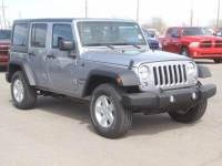 Used 2018 Jeep Wrangler JK Unlimited Unlimited Sport SUV