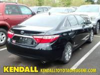 2017 Toyota Camry XLE Sedan Front-wheel Drive