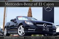 Certified Pre-Owned 2015 Mercedes-Benz SLK 350 RWD Convertible