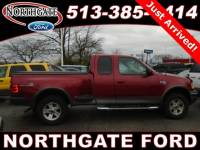 Used 2002 Ford F-150 XLT Truck V8 EFI in Cincinnati