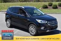Certified Pre-Owned 2017 Ford Escape Titanium SUV I-4 cyl in Ashland, VA