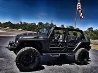 Used 2017 Jeep Wrangler Unlimited KEVLAR LIFTED LEATHER NAVIGATION HARDTOP 24S