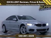 2015 BMW 435i xDrive w/ M Sport package
