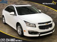 Pre-Owned 2016 Chevrolet Cruze Limited 1LT RS Package! FWD 4D Sedan