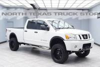 2008 Nissan Titan PRO-4X Crew Cab Long Bed LIFTED