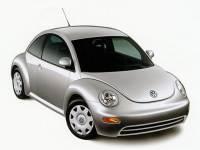 1998 Volkswagen New Beetle Base 2.0L Hatchback