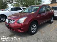 2014 Nissan Rogue Select S SUV I4 DOHC 16V