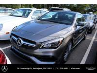 Pre-Owned 2018 Mercedes-Benz AMG® CLA 45 Coupe AWD 4MATIC®