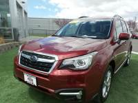 Certified Pre-Owned 2017 Subaru Forester 2.5i Touring for Sale in Pocatello near Idaho Falls