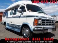 1992 Dodge Ram 3500 Coachmen Class B Sleeps 2 Generator Super Clean