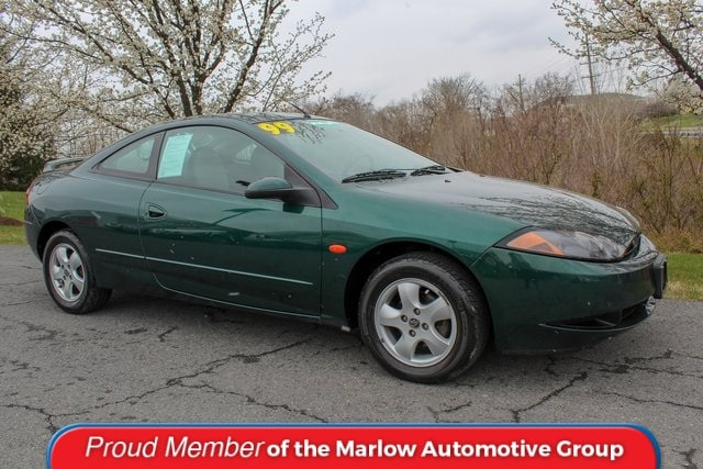 Photo 1999 Mercury Cougar V6 Coupe