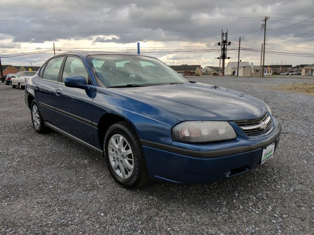 Photo 2005 Chevrolet Impala Base for sale in Martinsburg WV from Fast Lane Preowned Car Sales