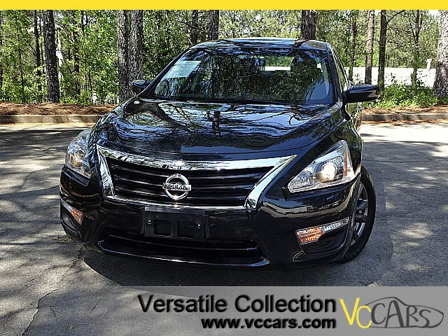 Photo 2015 Nissan Altima 2.5 S Sports Package Back Up Camera Alloys Spoiler