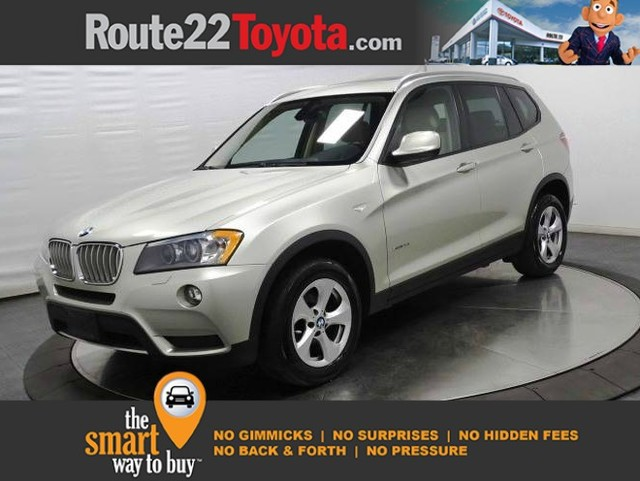 Photo 2011 BMW X3 xDrive28i SAV All-wheel Drive