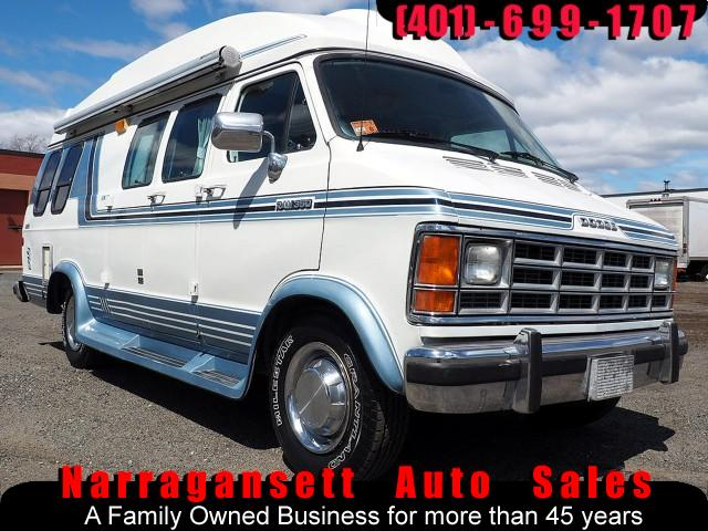 Photo 1992 Dodge Ram 3500 Coachmen Class B Sleeps 2 Generator Super Clean