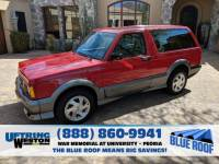 Used 1992 GMC Jimmy 2dr Typhoon AWD