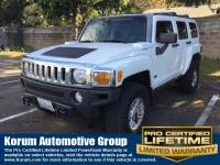Used 2006 HUMMER H3 SUV Luxury SUV I-5 cyl for Sale in Puyallup near Tacoma