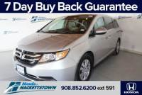 Used 2015 Honda Odyssey For Sale | Hackettstown NJ