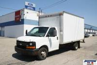 Used 2005 Chevrolet Express Commercial Cutaway C7L 4x2 Van Body