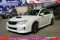 2014 Subaru Impreza WRX STI Sedan