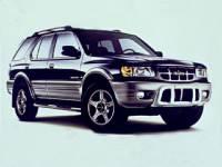 Pre-Owned 2002 Isuzu Rodeo RWD 4D Sport Utility