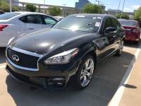 Pre-Owned 2017 INFINITI Q70 3.7X Sedan For Sale in Frisco TX