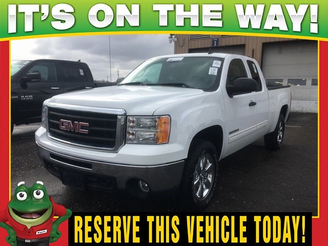 Photo 2011 GMC Sierra 1500 SLE - 4WD - TOW PACKAGE - BLUETOOTH Truck Extended Cab
