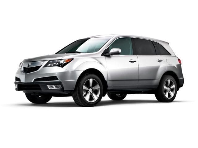 Photo Used 2011 Acura MDX 3.7L in Ventura, CA