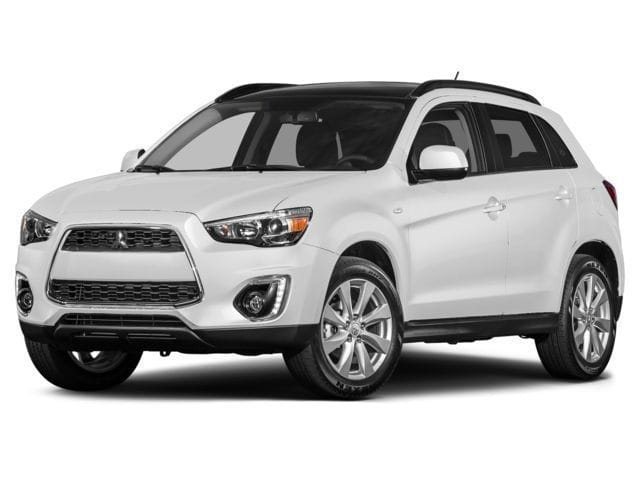 Photo 2015 Used Mitsubishi Outlander Sport AWD 4dr CVT SE For Sale in Moline IL  Serving Quad Cities, Davenport, Rock Island or Bettendorf  P18155