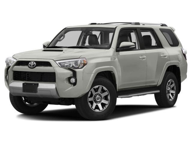 Photo Used 2018 Toyota 4Runner TRD Off Road 4WD For Sale Chicago, IL