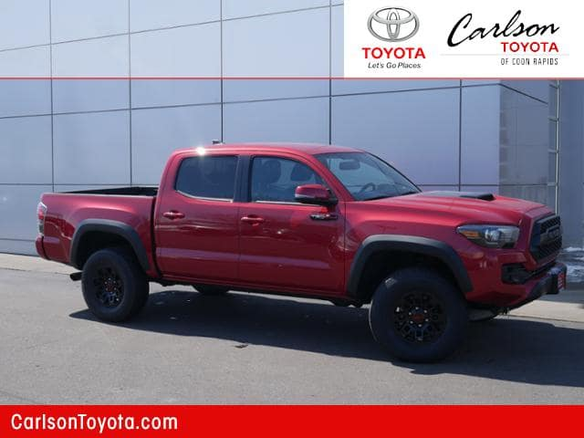 Photo 2017 Toyota Tacoma TRD Pro Double Cab 5 Bed V6 4x4 MT Truck Double Cab 4x4